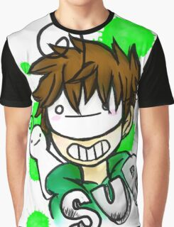 Cryaotic Graphic T-Shirt