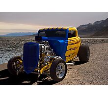 1934 Ford Hot Rod Coupe Photographic Print