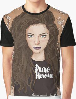 Pure Heroine Graphic T-Shirt