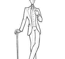 Edwardian Riddler by bevismusson