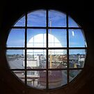 Round window  by peterthompson