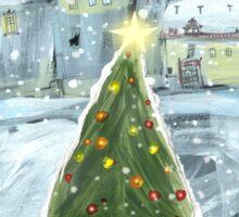 Happy Holidays _TM 1 Sticker