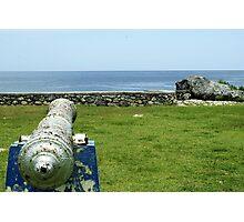 Cannon Photographic Print