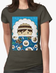 Cute Little Inuit Womens Fitted T-Shirt