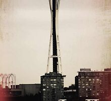 Space Needle by maxygreat