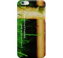 Ever had one of those days ? iPhone Case/Skin
