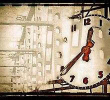 I-5 Bridge/Clock by maxygreat