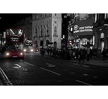 London United Photographic Print