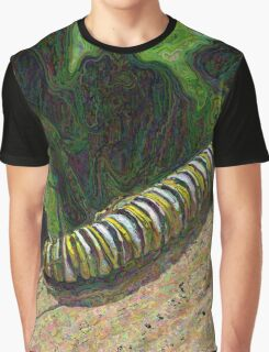 Monarch Caterpillar - Garden Days Graphic T-Shirt