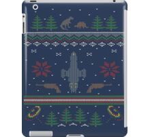 Ugly Firefly Christmas Sweater iPad Case/Skin