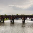 St. Enoch Bridge by Tom Gomez