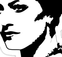 Irene Adler Sticker