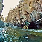 Canyon Fly Fishing by bamorris
