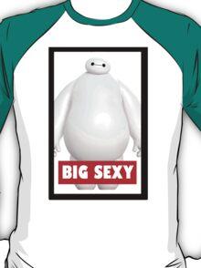 Funny Baymax Big Sexy  T-Shirt
