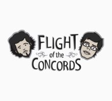 Flight of the Concords by Kriek