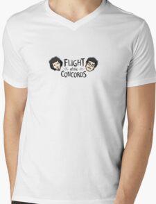 Flight of the Concords Mens V-Neck T-Shirt