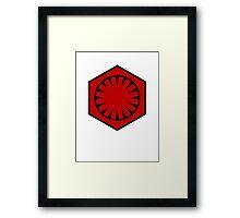 New Empire - Star Wars Framed Print