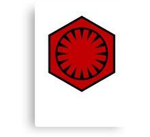 New Empire - Star Wars Canvas Print