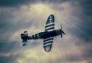 P47 Thunderbolt SNAFU by Nigel Bangert