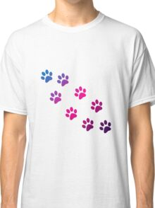 Cat Paws Classic T-Shirt