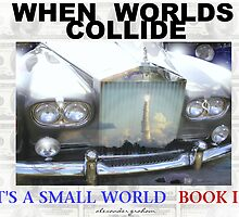 SMALL WORLD BOOK II back cover by MYMANATEE ACADEMY
