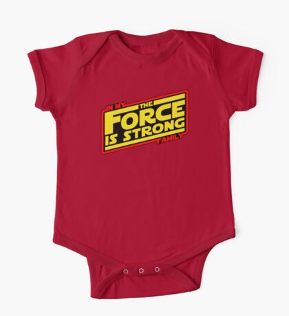 The force is strong... Retro Empire Edition One Piece - Short Sleeve