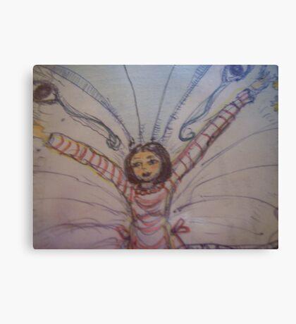 Lili Fairey Canvas Print