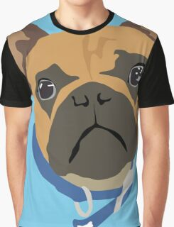Gizmo the Frenchie Graphic T-Shirt