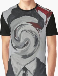 Faceless Moriarty Graphic T-Shirt