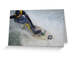 Cornwall: Up close with the Action Greeting Card