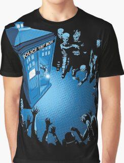 BAD LANDING Graphic T-Shirt