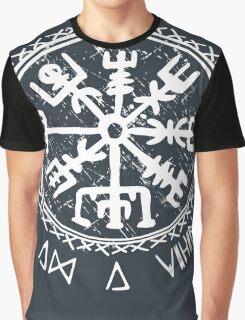 I am a viking (viking compass) #white Graphic T-Shirt
