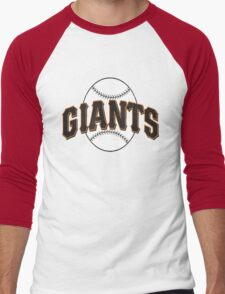 Giants Men's Baseball ¾ T-Shirt