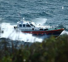 Pilot Boat by Simon Evans