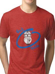 Geek Inside  Tri-blend T-Shirt