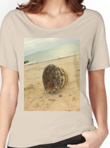 Caged Women's Relaxed Fit T-Shirt