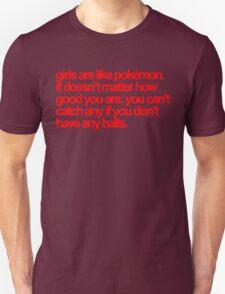 Pokemon Quote T-Shirt