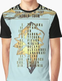 Final Fantasy | Band Tour Style Graphic T-Shirt