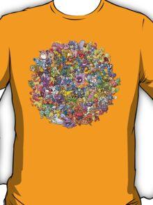 Pokemons T-Shirt