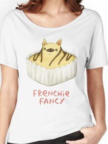 Frenchie Fancy Women's Relaxed Fit T-Shirt