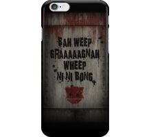"Transformers - ""Bah Weep!"" iPhone Case/Skin"