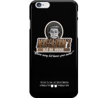 "Transformers - ""Maccadam's Old Oil House"" iPhone Case/Skin"