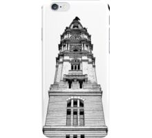 Philadelphia Town Hall. iPhone Case/Skin