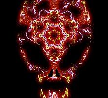Alien Energy face by Dark Threads