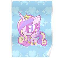 Weeny My Little Pony- Princess Cadence Poster