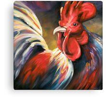 Color Me Poultry Canvas Print