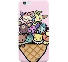 Eevee Ice Cream iPhone Case/Skin