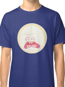 Screaming Sun - Rick and Morty Classic T-Shirt