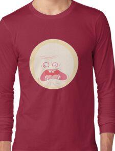 Screaming Sun - Rick and Morty Long Sleeve T-Shirt