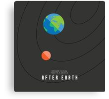 After Earth Canvas Print
